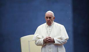 Papież Franciszek apeluje do wiernych