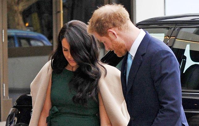 Meghan Markle i książę Harry znów podpadli rodzinie, która została w pałacu