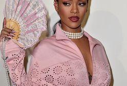 Rihanna na Fashion Week w Paryżu. Tak wygląda ikona mody?