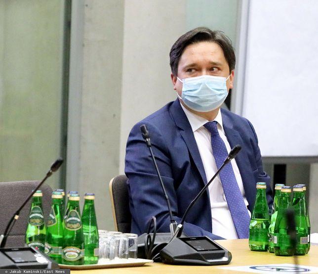Wybory RPO. Prof. Marcin Wiącek z rekomendacją sejmowej komisji. Sejm, 6 lipca 2021