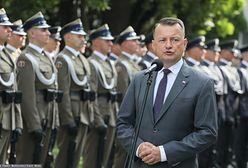 Błaszczak składa zawiadomienie ws. znieważenia żołnierzy Wojska Polskiego