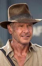 Harrison Ford jedynym Indianą Jonesem