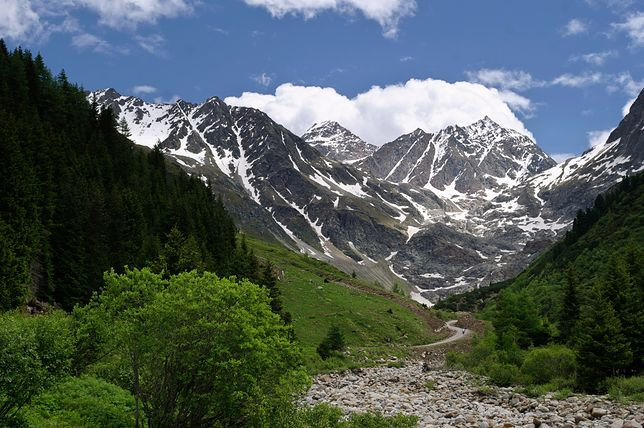 Tyrol - czas start!