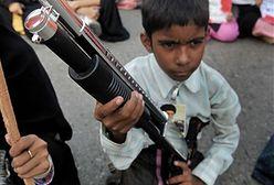 Szkolili dzieci na zamachowców-samobójców