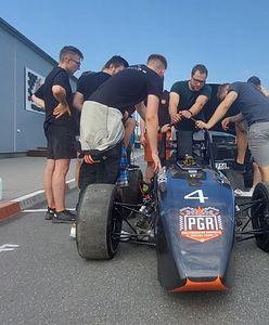 Lżejszy i ulepszony. Gdańscy studenci budują bolid wyścigówki