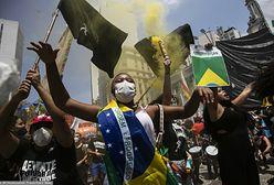 Brazylijczycy wyszli na ulice. Mają dość polityki Bolsonaro