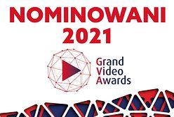 Grand Video Awards 2021. Dwie produkcje WP wśród nominowanych do nagrody