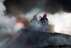 Potężny pożar hotelu w Niemczech. Ewakuowano 200 osób