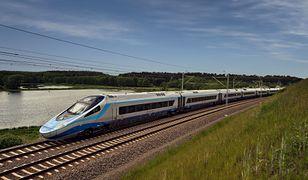 Kolej transportem przyszłości
