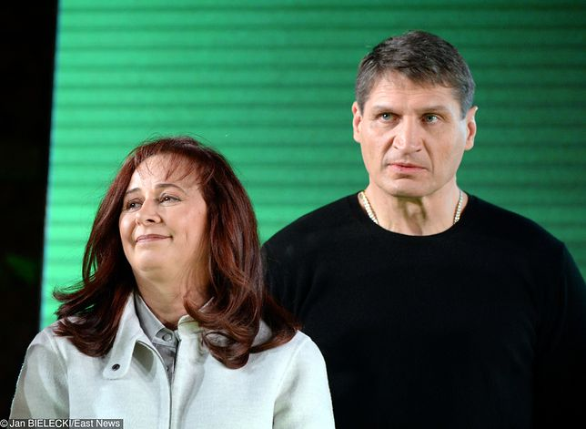 Mariola i Andrzej Gołotowie są małżeństwem od 1990 roku