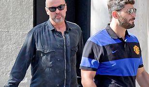 George Michael z chłopakiem, Fadim Fawazem