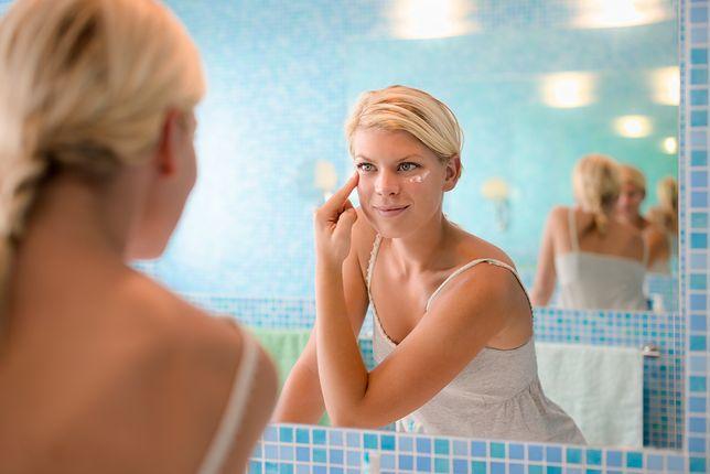 Nawilżanie i odżywianie skóry zapobiega przedwczesnemu starzeniu