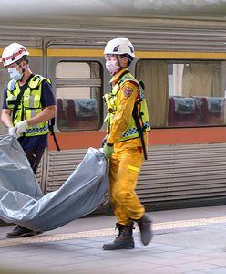 Tajwan. Co najmniej 36 osób zginęło w katastrofie kolejowej