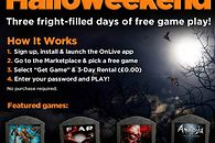 Halloweenowa promocja OnLive