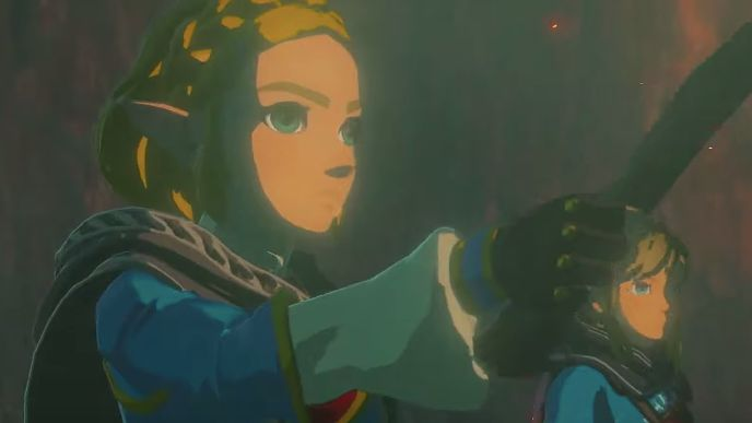 Kontynuacja The Legend of Zelda: Breath of the Wild na pierwszym zwiastunie