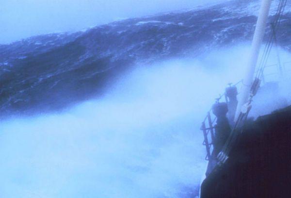 Trawler z Korei Południowej zatonął u brzegów Czukotki. 54 zaginionych