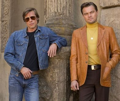"Kadr z filmu ""Once Upon a Time in Hollywood"""