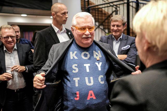 Były prezydent RP Lech Wałęsa