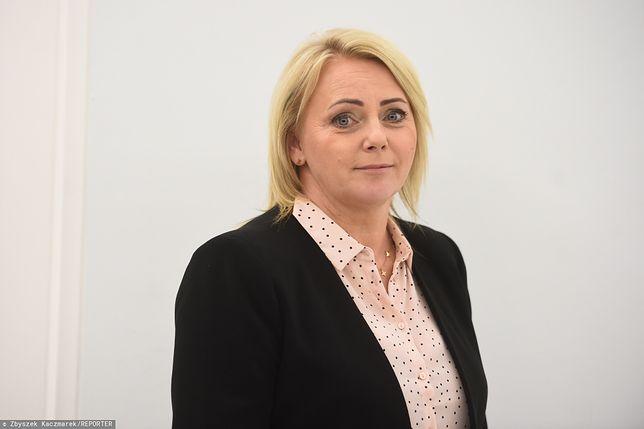 Iwona Hartwich - posłanka Platformy Obywatelskiej