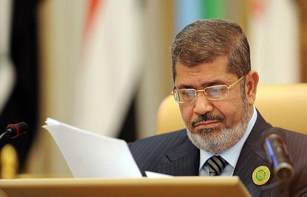 Uchylono karę śmierci dla byłego prezydenta Egiptu, Mohameda Mursiego