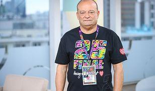 """Riad Haidar jest """"jedynką"""" na liście Koalicji Obywatelskiej w okręgu chełmskim. Jego rywalem jest Jacek Sasin."""