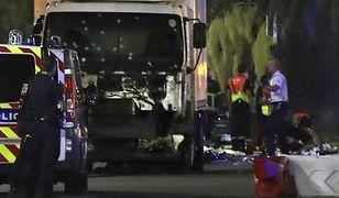 Kierowca ciężarówki zabił 84 osoby