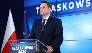Kto zastąpi Rafała Trzaskowskiego w Warszawie? Polacy wskazali swoich faworytów