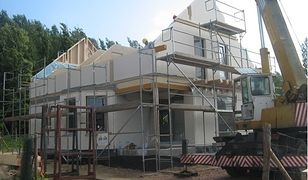 Dom modułowy, prefabrykowany - sposób na szybką budowę domu