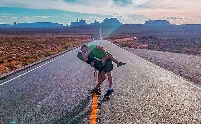 Tysiące kilometrów nie było przeszkodą.