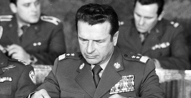 Czesław Kiszczak w 1980 r.