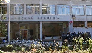 W Kerczu (na Krymie), podczas środowej masakry 18-letni uczeń zabił 20 i ranił ponad 60 osób