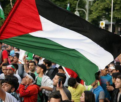 Flaga Palestyny