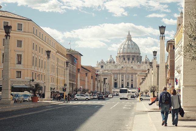 Rzym. Nawet 500 euro kary za śmiecenie maseczkami