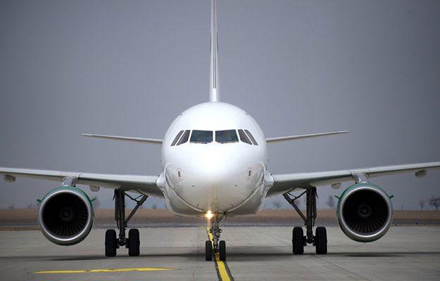Airbus 319 (zdj. archiwalne)