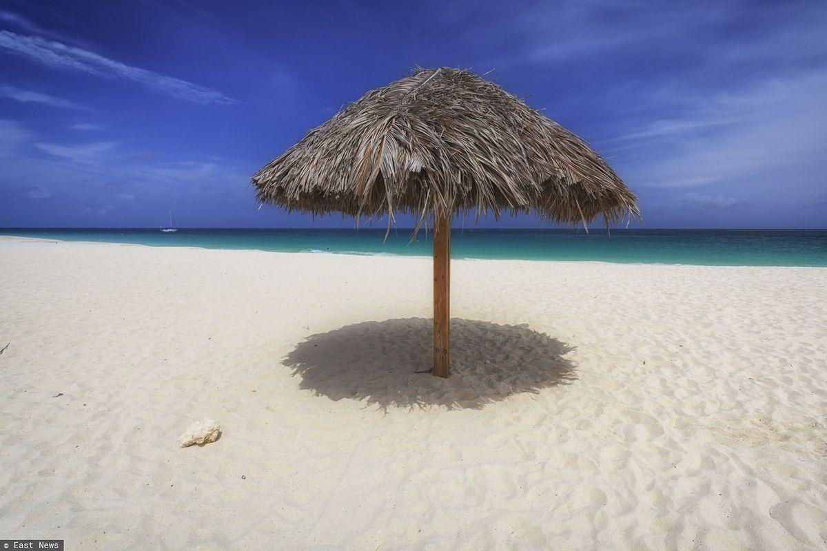 Aruba położona jest na Morzu Karaibskim