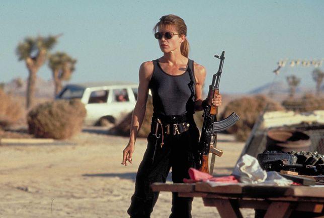 """""""Terminator 6"""" - Linda Hamilton znów jako Sarah Connor. Aktorka oficjalnie dołącza do obsady filmu"""
