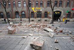 Chorwacja. Trzęsienie ziemi w okolicy Zagrzebia o magnitudzie 5,2