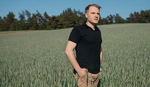 Marcin Nikrant jest gejem, a wsią Leśniewo rządzi od ośmiu lat.