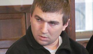 Skazany za podwójne zabójstwo Piotr Mikołajczyk