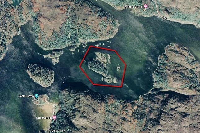 Deer Island to szkocka wyspa