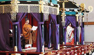 Ceremonia intronizacyjna cesarza Naruhito, która odbyła się 22 października. Zgodnie z tradycją uroczystości zakończą się 4 grudnia