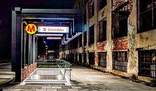 Stacja Metro Szwedzka