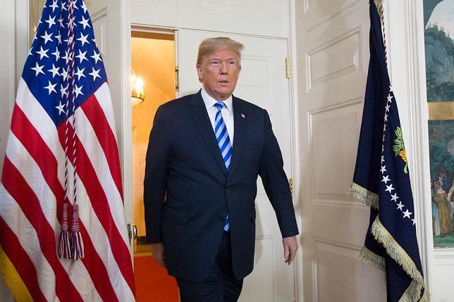 Donald Trump uważa, że Iran dalej pracował nad programem budowy broni nuklearnej