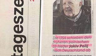 """Niemiecki dziennik przeprasza za """"polskie obozy"""". Udana interwencja ambasady RP"""