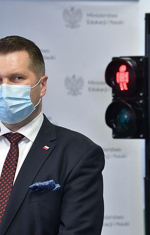 Minister Edukacji Narodowej i Nauki Przemysław Czarnek