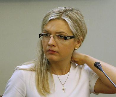 """Małgorzata Wassermann kpi z Nowaka: """"fachowiec"""". Dziwi się Ukraińcom"""
