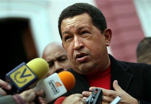 Chavez otwiera sieć państwowych supermarketów