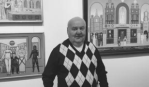 Nie żyje malarz Erwin Sówka. Miał 84 lata