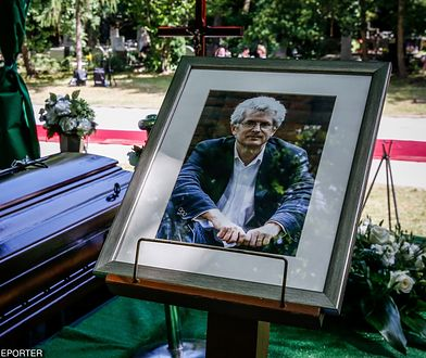 9 czerwca odbył się drugi pogrzeb polityka PO Arkadiusza Rybickiego