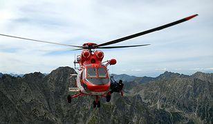 W Tatrach trudne warunki. Sprawdź sprzęt przed wyjściem w góry